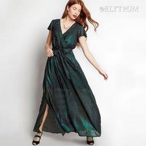 Modcloth Your Time to Shine Maxi Dress